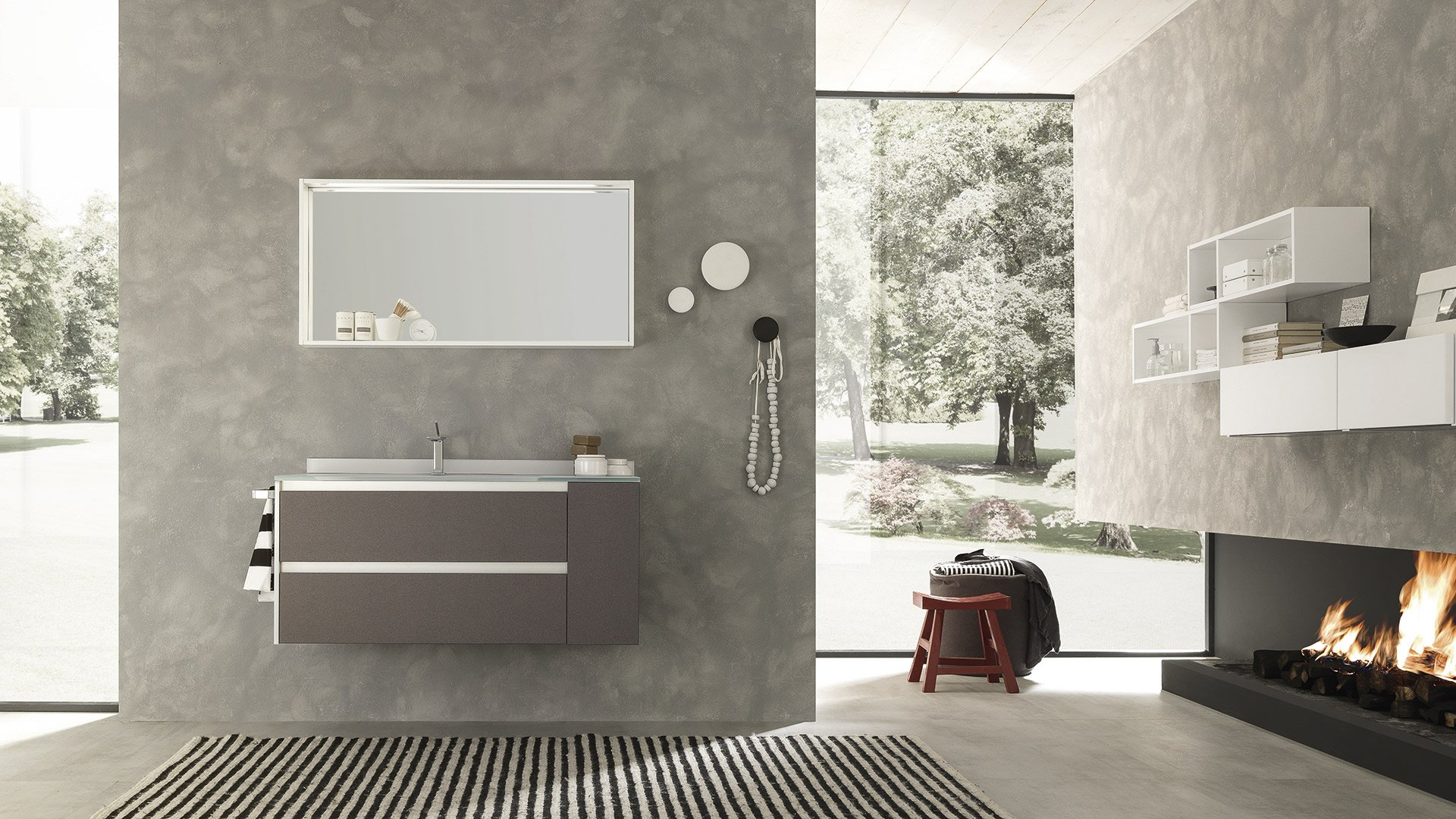 Wellness e bagni di design pedini