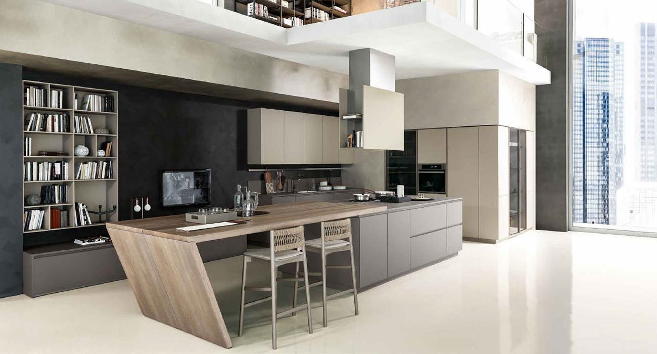 Kitchens | PEDINI | Cucine, Bagni e Living di Design