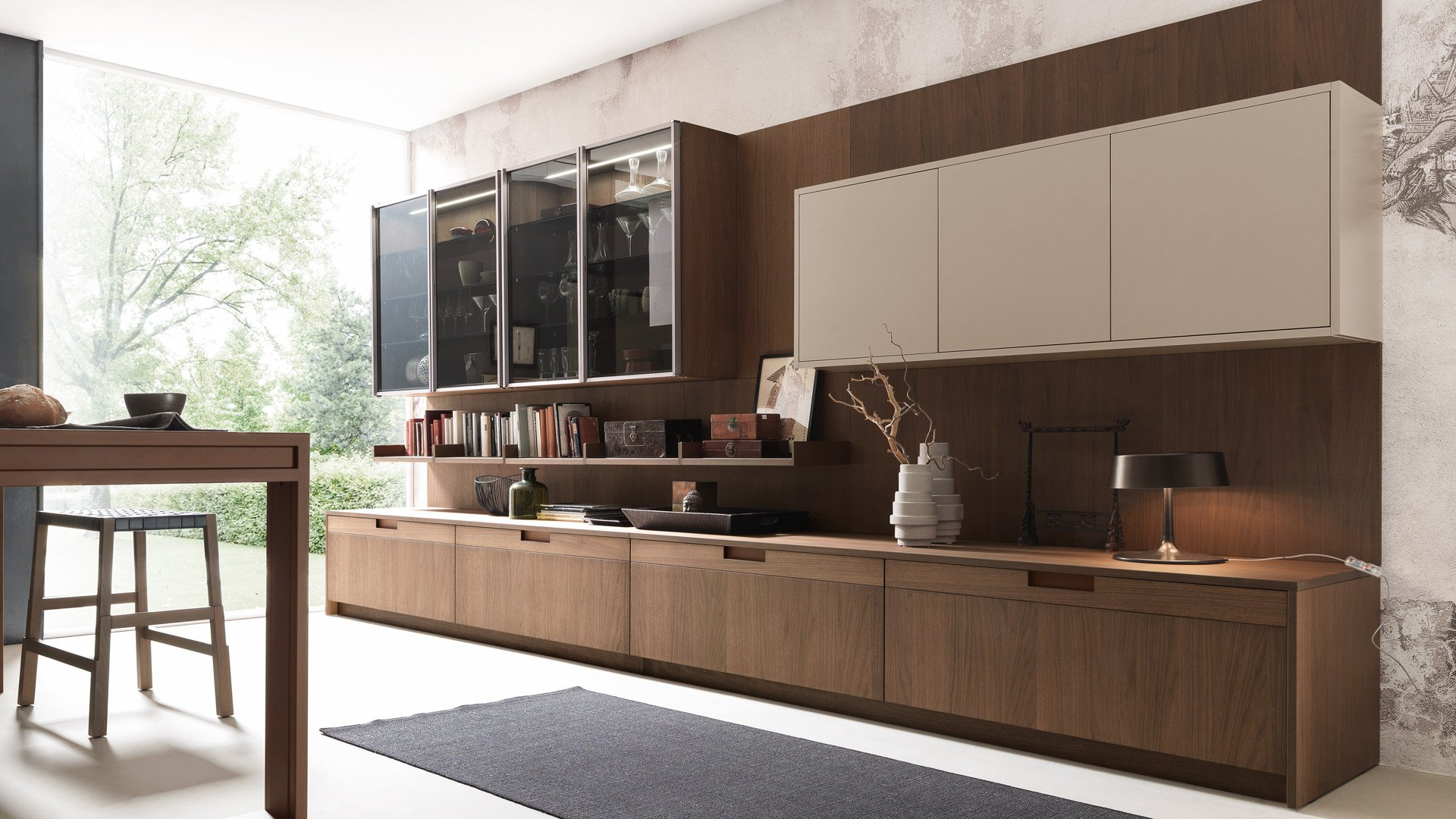 Living pedini cucine bagni e living di design