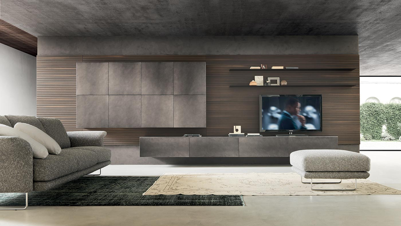 Living - PEDINI | Cucine, Bagni e Living di Design