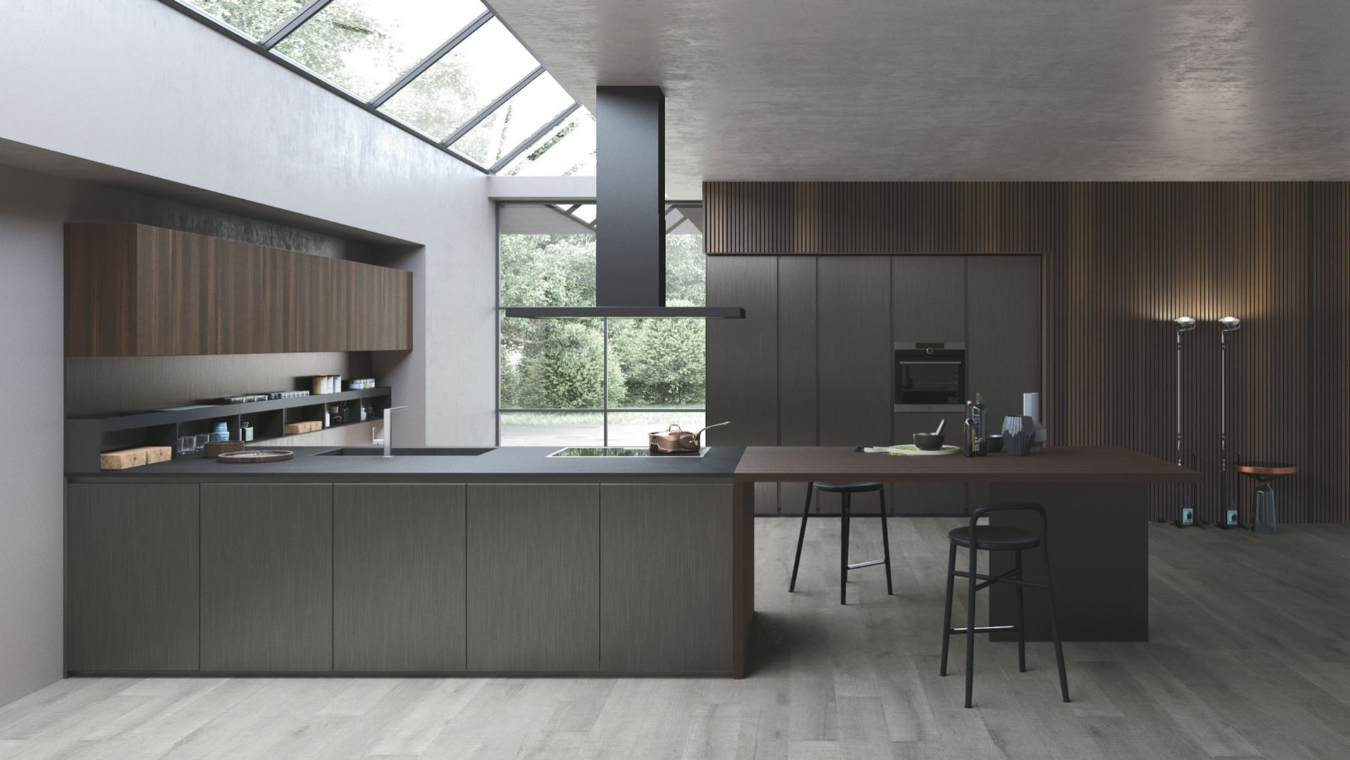 Pedini cucine bagni e living di design for Cucine designer